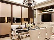 现代室内低调大气四居室装修风格
