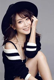 中国新生代女明星许歌小露香肩诱惑难挡
