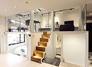 小公寓不怕挤家居设计案例