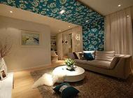 一居室混搭装修设计效果图温暖清新