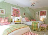 极具亮丽色彩的儿童房装修效果图