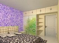 卧室不同风格的衣柜效果图欣赏
