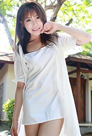 中国氧气美女许诺Sabrina巴厘岛旅拍