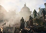 《刺客信条:大革命》动作冒险类网游原画