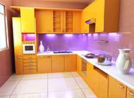 小户型厨房装修混搭设计美观实用