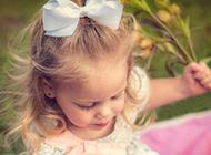 可爱混血宝宝图片甜美动人