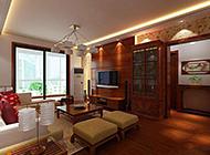 新中式客厅设计风格低调简单