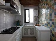 小户型厨房现代简约装修设计效果图