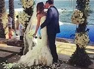 婚礼浪漫情侣接吻QQ空间图片