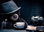 泰迪熊高清唯美壁纸