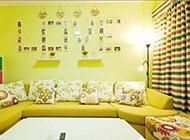 打造两室一厅青春活力家居设计效果图