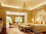 卧室欧式装修效果图华丽精美