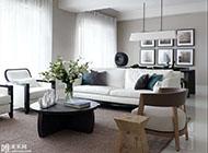 简约时尚二居室家居装修风格欣赏