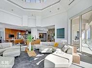 打造极其高端奢华的大户型家居设计图片