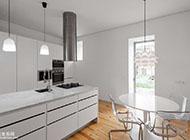老式房屋改造现代时尚办公化家居设计案例