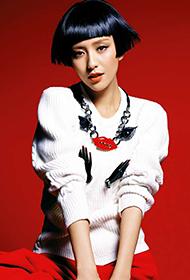 佟丽娅时尚杂志写真高清大图