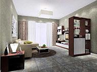 简约且美观的客厅隔断柜图片大全