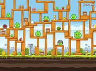 愤怒的小鸟高清游戏经典图片