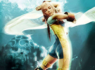 游戏中的美女角色人物超清晰大图