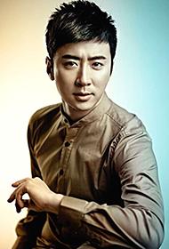 中国80后型男明星高梓淇西装写真
