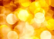 黄色绚丽光晕背景高清图片