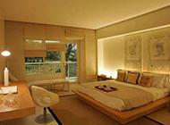 现代简约小户型卧室装修效果图