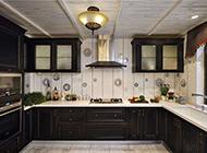 欧式新古典厨房装修图片精美实用