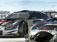 竞速类网络游戏《超级房车赛》精美图片