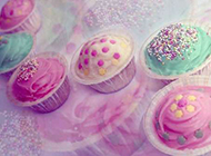 萌萌的蛋糕甜点图片精致唯美