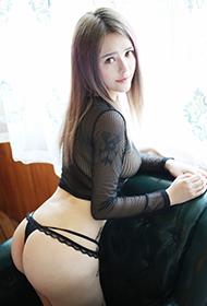 美模李雪婷丁字裤大秀性感翘臀妖娆写真