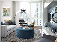 简约公寓装修效果图别致精美