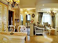 欧式田园婚房装修效果图大全奢华低调