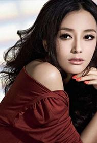 中国最美的女明星秦岚 散发柔美气质