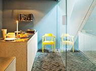 打造公众画廊与私人住宅为一体的风格设计展示图