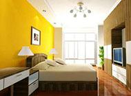 宽敞明亮复式简欧卧室装修效果图
