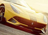 法拉利F12 SPIA中东版汽车高清图片