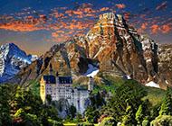 壁纸图片大全大图唯美自然山水