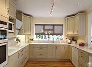 开放式中式厨房装修设计实用好看