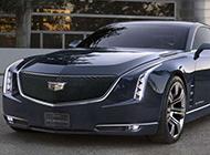 2013款凯迪拉克Elmiraj轿车高清图片