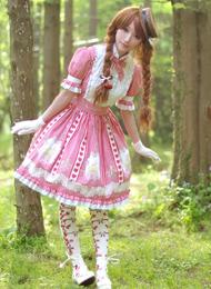 性感童颜美女cosplay图片欣赏