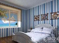 自然清新的地中海风格卧室装修图片