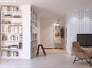 极富有创意的小户型家居装修设计图