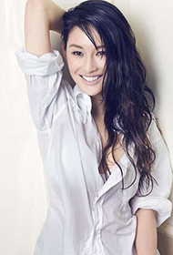 亚洲第一美腿微笑女神陈燃白衬衫性感写真