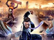 《黑道圣徒4》经典游戏高清桌面壁纸