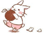 小兔子萌图片卡通素材分享