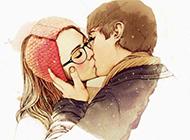 超萌卡通情侣头像甜美浪漫