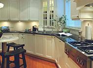 小厨房简约美式装修效果图欣赏