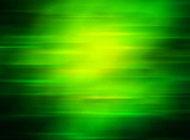 绿色光波精美背景图案