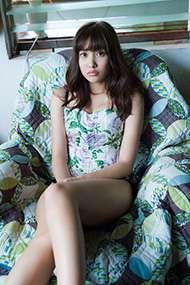 日本女星佐野雏子冷艳迷人图片