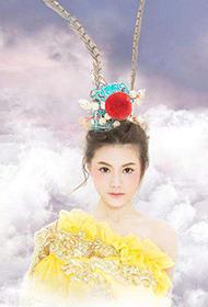 《西游·降魔篇》周秀娜美猴王图片